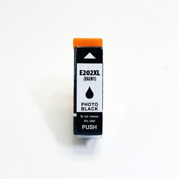 Epson Compatible Ink - T02G183  {BK}