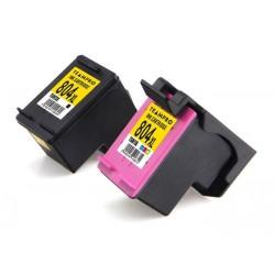 HP Compatible Ink -804BK{XL}